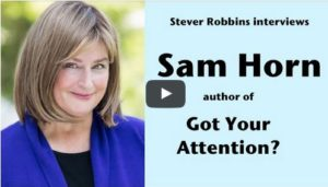 Elevator Connections with Sam Horn