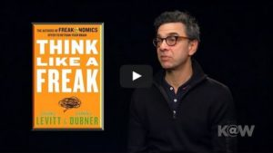 Think Like a Freak – Retrain Your Brain